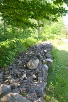 DC Stone wall